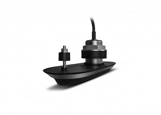 Der All-in-One-Durchbruchgeber RV400 von Raymarine ist ein 4-Kanal-, Breitband-CHIRP-Geber und verfügt über die folgenden Technologien: DownVision, SideVision, Hochfrequenz-CHIRP und RealVision 3D. Genießen Sie kristallklare Bilder auch bei Wellen, Seegang und beim Manövrieren dank des Kurs/Lage-Referenzsystems, welches die Sonarbilder stabilisiert und die Schiffsbewegunng automatisch kompensiert. Material: Edelstahl.