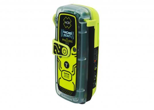 Die PLB ResQLink View von ACR bietet beispiellose Sicherheit!Dank der integrierten Signaltechnologie auf drei Ebenen - GPS-Ortung, ein leistungsstarkes 406-MHz-Signal und eine Zielsuchfunktion von 121,5 MHz - leitet ResQLink View Ihre Position schnell und präzise an ein weltweites Netzwerk von Such- und Rettungssatelliten weiter. Zusätzlich verfügt ResQlink View über eine innovative Digitalanzeige, die während des gesamten Rettungsvorgangs den Live-Status sowie die GPS-Koordinaten anzeigt. (Bild 2 von 8)