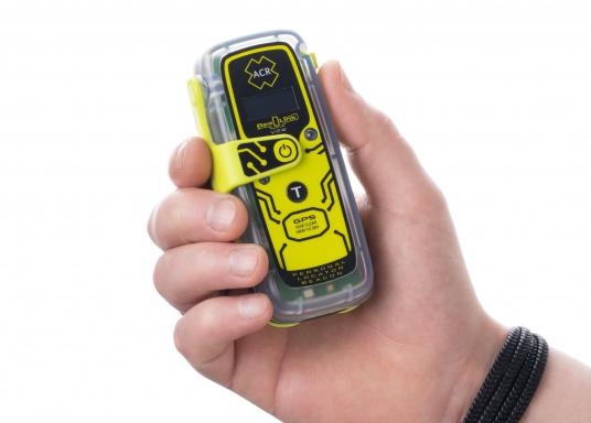 Die PLB ResQLink View von ACR bietet beispiellose Sicherheit!Dank der integrierten Signaltechnologie auf drei Ebenen - GPS-Ortung, ein leistungsstarkes 406-MHz-Signal und eine Zielsuchfunktion von 121,5 MHz - leitet ResQLink View Ihre Position schnell und präzise an ein weltweites Netzwerk von Such- und Rettungssatelliten weiter. Zusätzlich verfügt ResQlink View über eine innovative Digitalanzeige, die während des gesamten Rettungsvorgangs den Live-Status sowie die GPS-Koordinaten anzeigt.