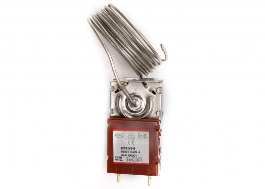 Hier finden Sie ein stufenlos einstellbares Thermostat für Verdampfer. Das Thermostat wird extern montiert. (Bild 4 von 5)