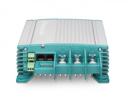 Der beste Freund Ihrer Batterie. Garantierter optimaler Zustand ihrer Service Batterie mit den MAC PLUS DC-DC Wandlern von MASTERVOLT. (Bild 3 von 5)