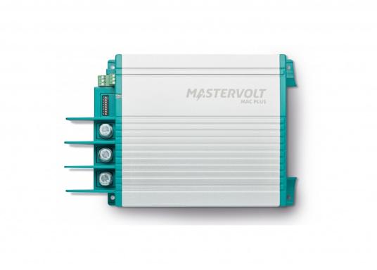 Der beste Freund Ihrer Batterie. Garantierter optimaler Zustand ihrer Service Batterie mit den MAC PLUS DC-DC Wandlern von MASTERVOLT. (Bild 2 von 5)