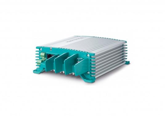 Der beste Freund Ihrer Batterie. Garantierter optimaler Zustand ihrer Service Batterie mit den MAC PLUS DC-DC Wandlern von MASTERVOLT.