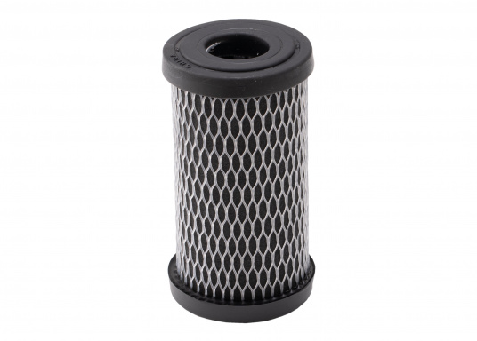 Originale und passende Ersatz-Filterpatrone für den kleinen AC Wasserfilter von Yachticon.