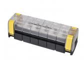 Bus Bar MaxiBus 4, with Covering / 250 A