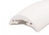 RADIAL65 Rubber Profile / cream white