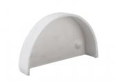 Profil caoutchouc BINO 90 / blanc