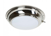 Ceiling Light ANNE / stainless steel / with switch