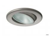 Image of Ceiling Light NIKITA / stainless steel, satin