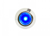 Compact Recessed LED Lights / blue