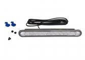 Flush-Mount LED Lamp, white / 24 V