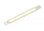 LED Strip Light / warm white / red