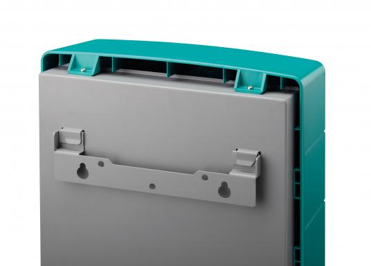 Die Mastervolt CombiMaster Serie vereint leichte Bedienung, Zuverlässigkeit und modernste Lade- sowie Netzwerktechnik. Für die leistungsstarken CombiMaster Geräte sind anspruchsvolle Anwendungen und höhe Ströme kein Problem.Dank der integrierten MasterBus-, CZone- und NMEA2000 Schnittstelle ist die CombiMaster Serie mit nahezu allen aktuellen Netzwerktechniken und Endgeräten kompatibel. (Bild 9 von 9)