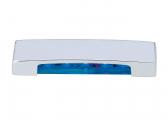 LED Stufenleuchte ARENDA, blau / in zwei Richtungen strahlend