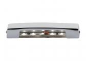 LED Stufenleuchte ARENDA, weiß / in zwei Richtungen strahlend