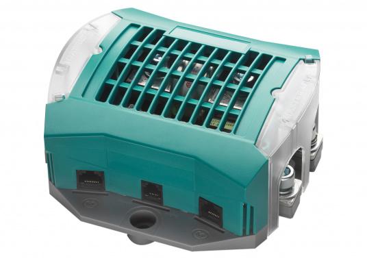Il kit comprende MASTERVOLT MasterShunt 500 (CZone e NMEA2000) e EasyView 5. (Immagine 2 di 13)