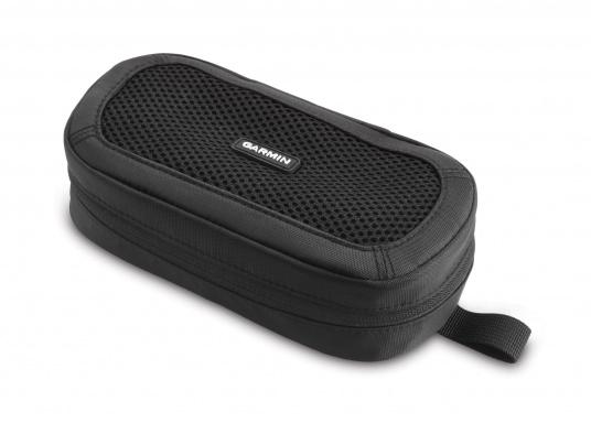 Mit der widerstandsfähigen Tasche ist ihr Hand-GPS optimal geschützt. Farbe: schwarz.