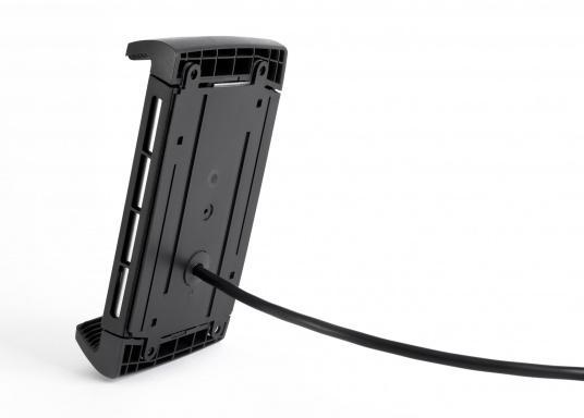 Das Ladegerät ACTIVE ermöglicht ein kabelloses, induktives Laden Ihres Smartphones sowohl über, als auch unter Deck.Geeignet für alle Smartphone-Größen verschiedenster Hersteller.Wasserdicht und UV-beständig. Qi-zertifiziert. (Bild 6 von 7)