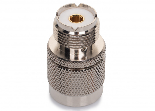 Adapter N-Stecker auf PL-Buchse (SO239). (Bild 3 von 3)