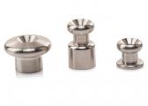 Tarpaulin Button / Shock Cord Holder / stainless steel