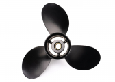Aluminium Propeller for Mercury / Mariner / Tohatsu / Parsun 8-9.9 HP