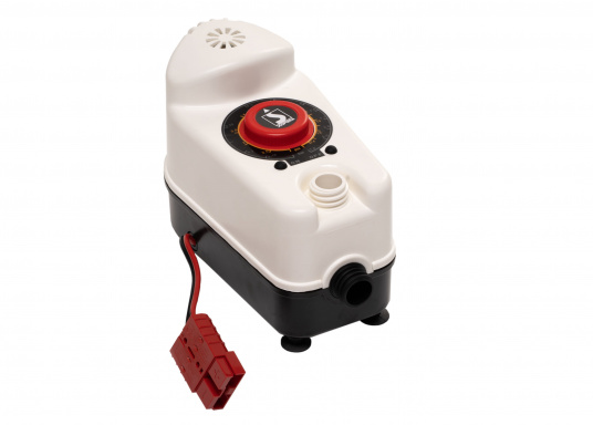 This air pump is ideal for inflating SUPs, inflatable boats, tubes, fenders, air mattresses, etc. Power: 160 l / min. (Imagen 2 of 7)