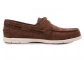 Chaussures pour homme NAPLES NUBUK / marron