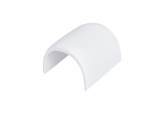 RADIAL30 Plastic Mid Piece / white