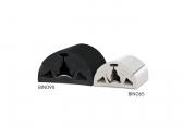 BINO65 Rubber Profile Set / white