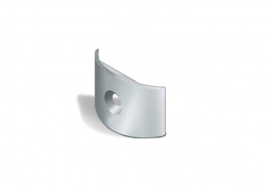 Passendes Mittelstück aus Edelstahl für SPHAERA Fenderprofile 25 mm.  (Bild 2 von 4)