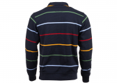 Pullover uomo MARTINEZ / Navy Multi Stripe