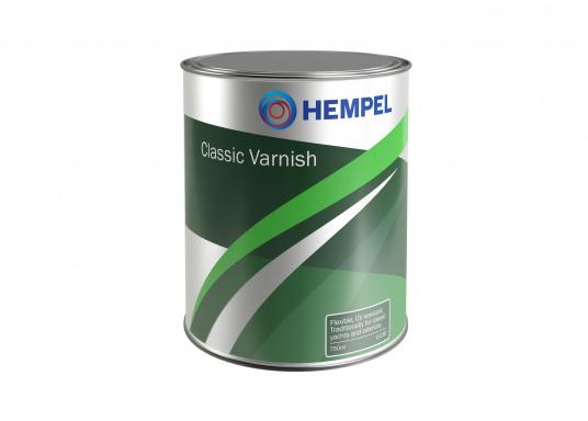 Classic Varnish ist ein traditioneller transparenter Alkydlack, der Tungöl enthält und einen flexiblen, langlebigen Endanstrich ergibt.Gute Beständigkeit gegen Seewasser, Sonnenlicht und ungünstige Witterungsverhältnisse.Inhalt: 750 ml.