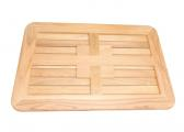Plateau de table en TECK  / 45 x 70 cm