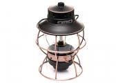 LED lantern / bronze