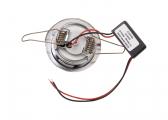 PHOENIX BV Recessed LED Light / adjustable