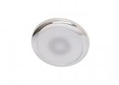 PYXIS-R Recessed LED Light / brass, chrome-plated
