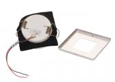 LED-Einbauleuchte THABIT Q / quadrat