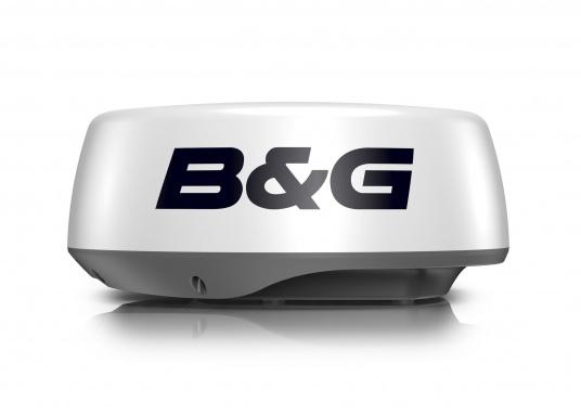 Mit dem Pulskompressionsradar HALO20 von B&G stärken Sie IhrSituationsbewusstseinund reduzieren dasKollisionsrisiko, da es zuverlässigGefahren und andere Ziele in einem Umkreis vonbis zu 24 Seemeilen erkennt und darstellt. Dank dem kompakten Gehäuse und dem hervorragenden Preis-Leistungsverhältnis ist dieses Radar die perfekte Lösung für preisbewusste Käufer. Lieferung inklusive 20 m Radarkabel.
