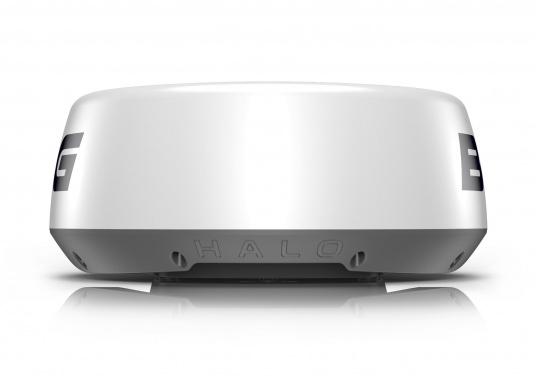 Mit dem Pulskompressionsradar HALO20 von B&G stärken Sie IhrSituationsbewusstseinund reduzieren dasKollisionsrisiko, da es zuverlässigGefahren und andere Ziele in einem Umkreis vonbis zu 24 Seemeilen erkennt und darstellt. Dank dem kompakten Gehäuse und dem hervorragenden Preis-Leistungsverhältnis ist dieses Radar die perfekte Lösung für preisbewusste Käufer. Lieferung inklusive 20 m Radarkabel. (Bild 2 von 2)
