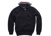VITO Men's Half-Zip Sweater / navy