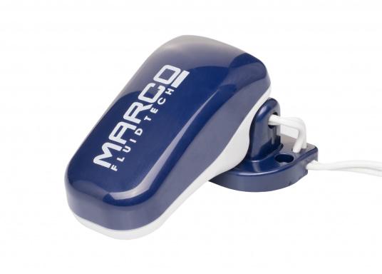 Automatischer Schwimmerschalter zur Überwachung ihrer Bilgenpumpen.Einfache Installation durch kompakte Bauform.Schaltleistung: 12/24 Vol, bis 10 Ampere.  (Bild 4 von 5)