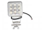 LED Deck Floodlight / 27 W