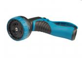 Flexible Water Hose with Nozzle / 15m