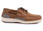 Chaussures homme ATLANTIC / marron