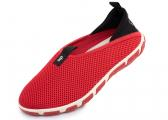 Damenschuh JEFFERS / rouge
