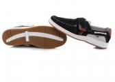 Chaussures pour homme SEATTON / bleu marine