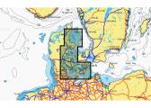 NAVIONICS+ Voerså - Fehmarn / Small