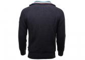 TONI Men's Half-Zip Sweater / navy