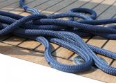 DOCK-TWIN Mooring Line / navy blue