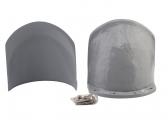 Set di deflettori per elica di poppa da 150 mm